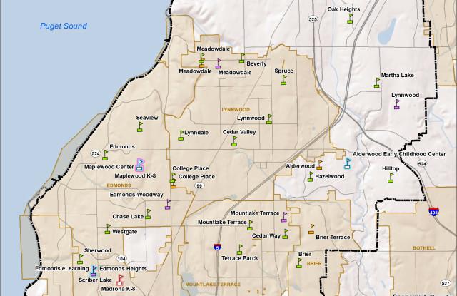 Edmonds School District_school facility planning