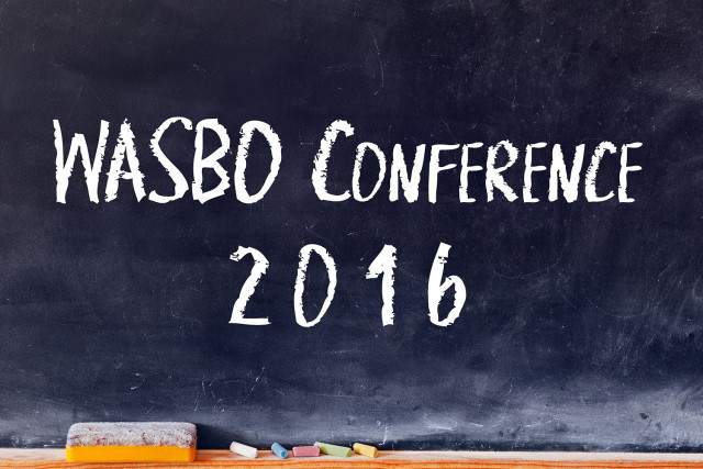 WASBO Conference 2016
