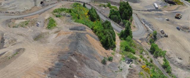 Kennedy Creek Quarry Aerial Map | FLO Analytics