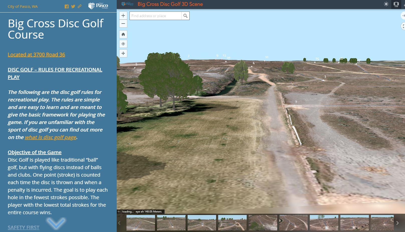 City of Pasco GIS Consortium Project